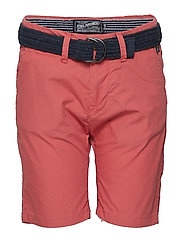 Shorts Chino - FADED RED