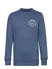 Sweater R-Neck - ROYAL BLUE