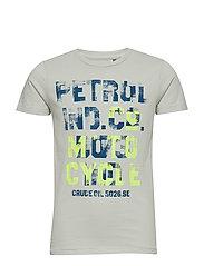 T-Shirt SS R-Neck - PISTACHIO