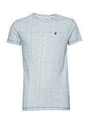 T-Shirt SS R-Neck - ROYAL BLUE