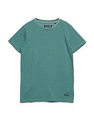 T-Shirt SS R-Neck - LIGHT PINE