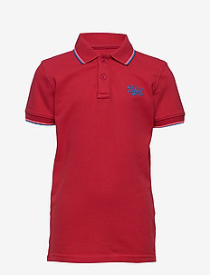 Polo SS - FIRE RED