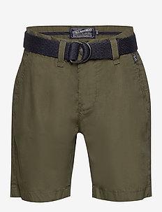 Short chino - shorts - dark army