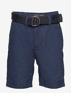 Short chino - shorts - deep capri