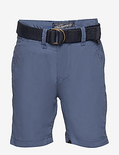 Short chino - STORM BLUE