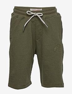 Short Jogging - shorts - dark army