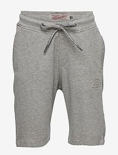 Short Jogging - shorts - light grey melee