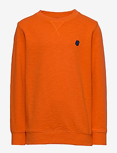Sweater R-Neck - bluzy - carrot