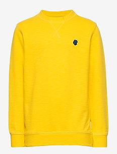 Sweater R-Neck - sweatshirts - lemon