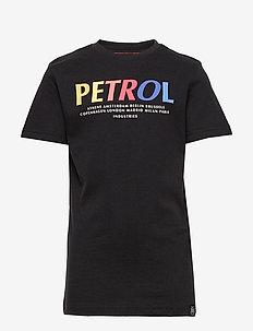 T-Shirt SS R-Neck - short-sleeved - black