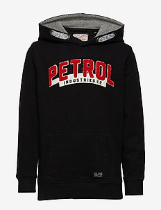 Sweater Hooded - BLACK