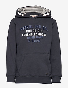 Sweater Hooded - DEEP NAVY