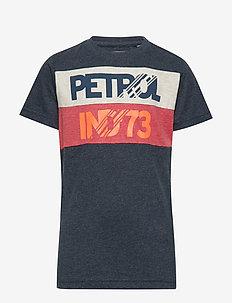 T-Shirt SS R-Neck - DEEP NAVY
