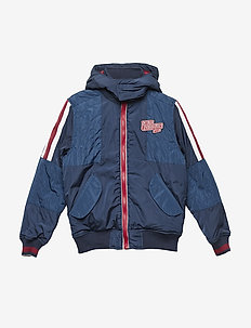Boys Jacket Bomber - bomber jackets - deep navy