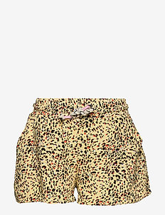 Shorts Printed - shorts - mellow yellow