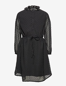 Girls Dress - BLACK