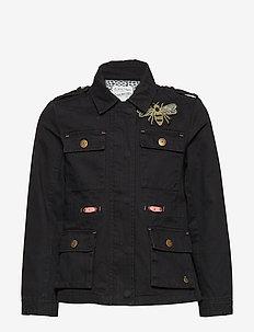 Jacket Army - BLACK