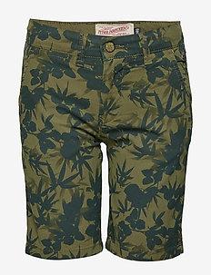 Shorts Chino - GREENSTONE