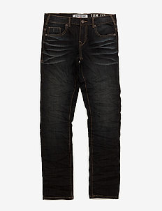 Boys Denim Slim fit - DARK STONE