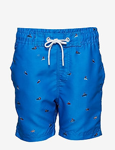 Swimshort - ELECTRIC BLUE