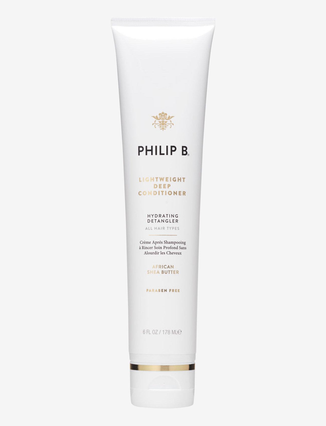 Philip B - Lightweight Deep Conditioner - balsam - no colour - 0