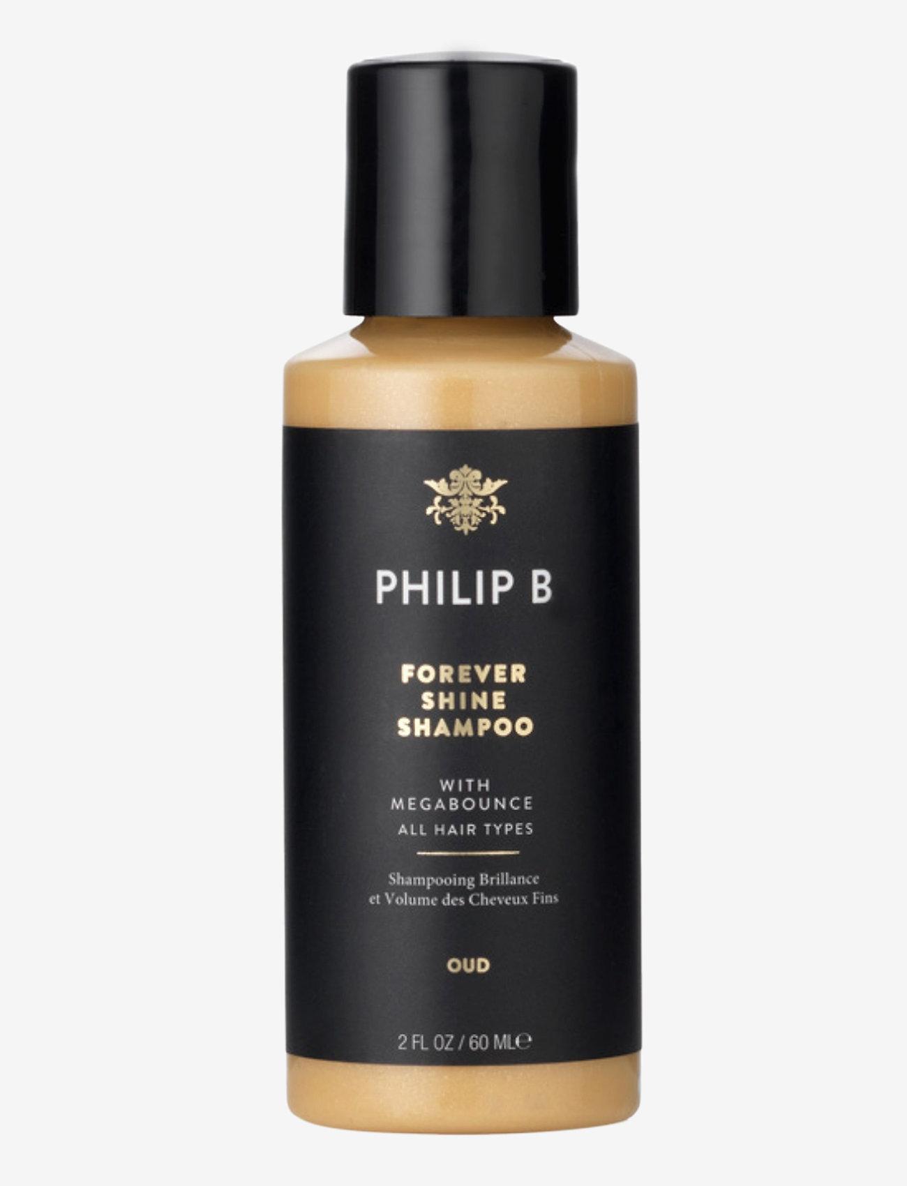 Philip B - Forever Shine Shampoo - shampoo - no colour - 0
