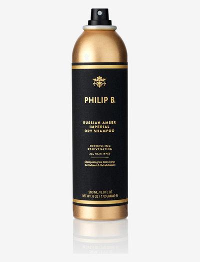 Russian Amber Imperial Dry Shampoo - torrschampo - no colour