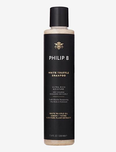 White Truffle Shampoo - shampoo - no colour