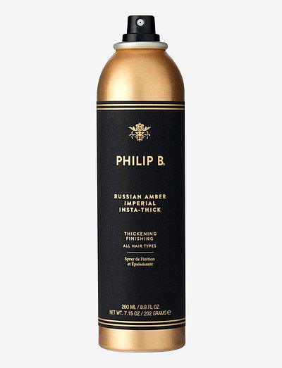 Russian Amber Imperial Insta-Thick - hårspray - no colour