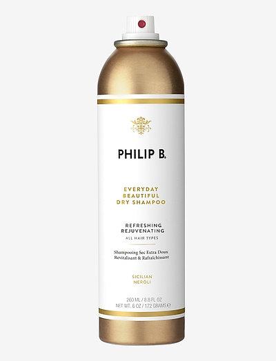 Everyday Beautiful  Dry Shampoo - torrschampo - no colour