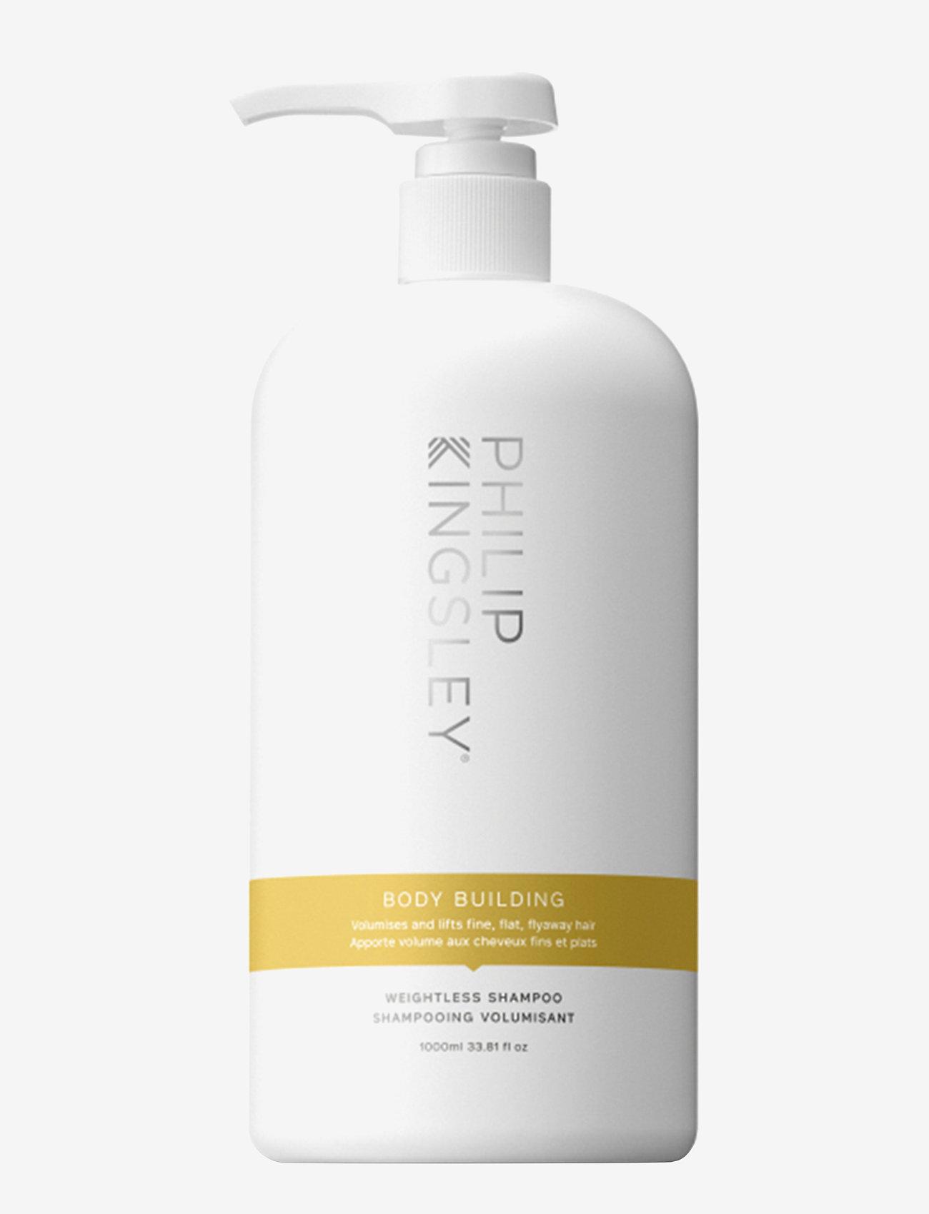 Philip Kingsley - BODY BUILDING SHAMPOO - shampoo - clear - 0