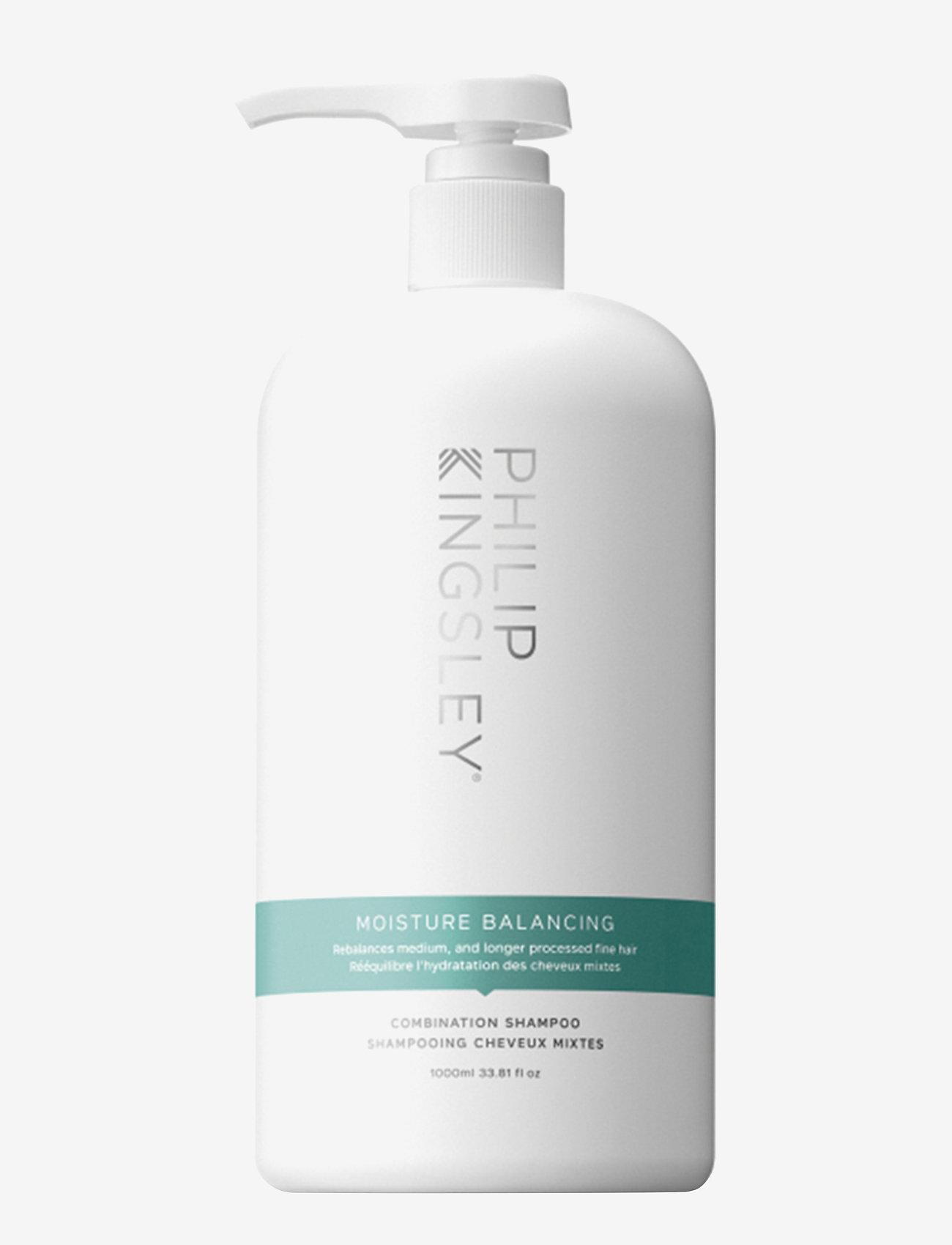 Philip Kingsley - MOISTURE BALANCING SHAMPOO - shampoo - clear - 0