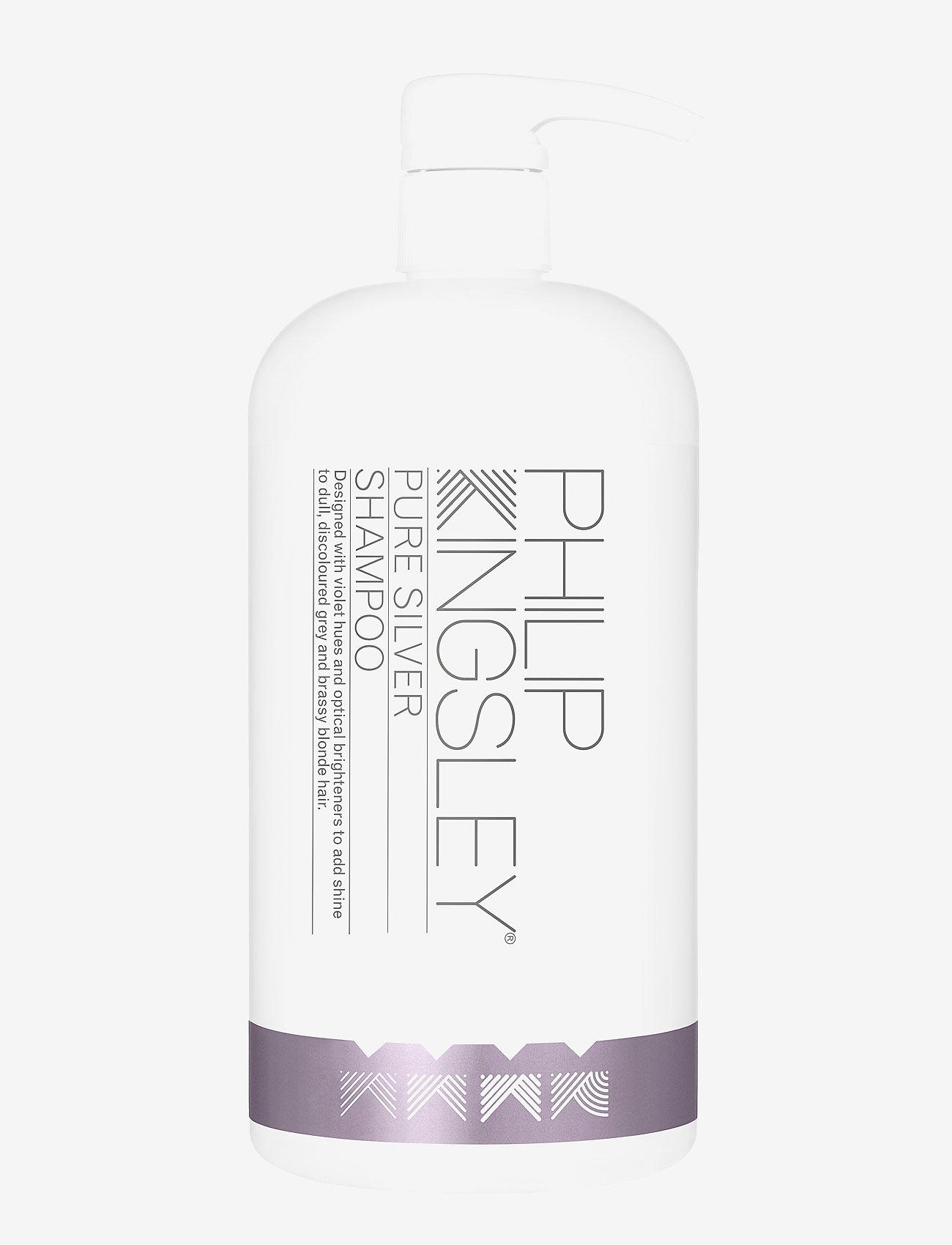 Philip Kingsley - PURE SILVER KABINE - silver shampoo - clear - 0