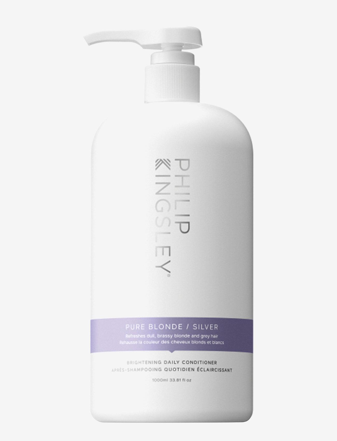 Philip Kingsley - PURE SILVER KABINE - hoitoaine - clear - 0