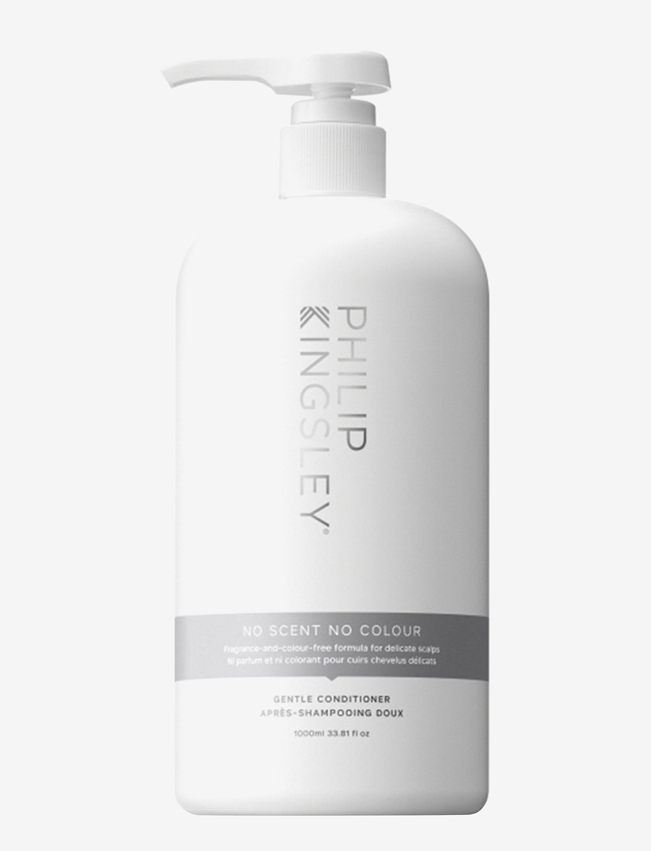 Philip Kingsley - NO SCENT NO COLOUR CONDITIONER - balsam - clear - 0