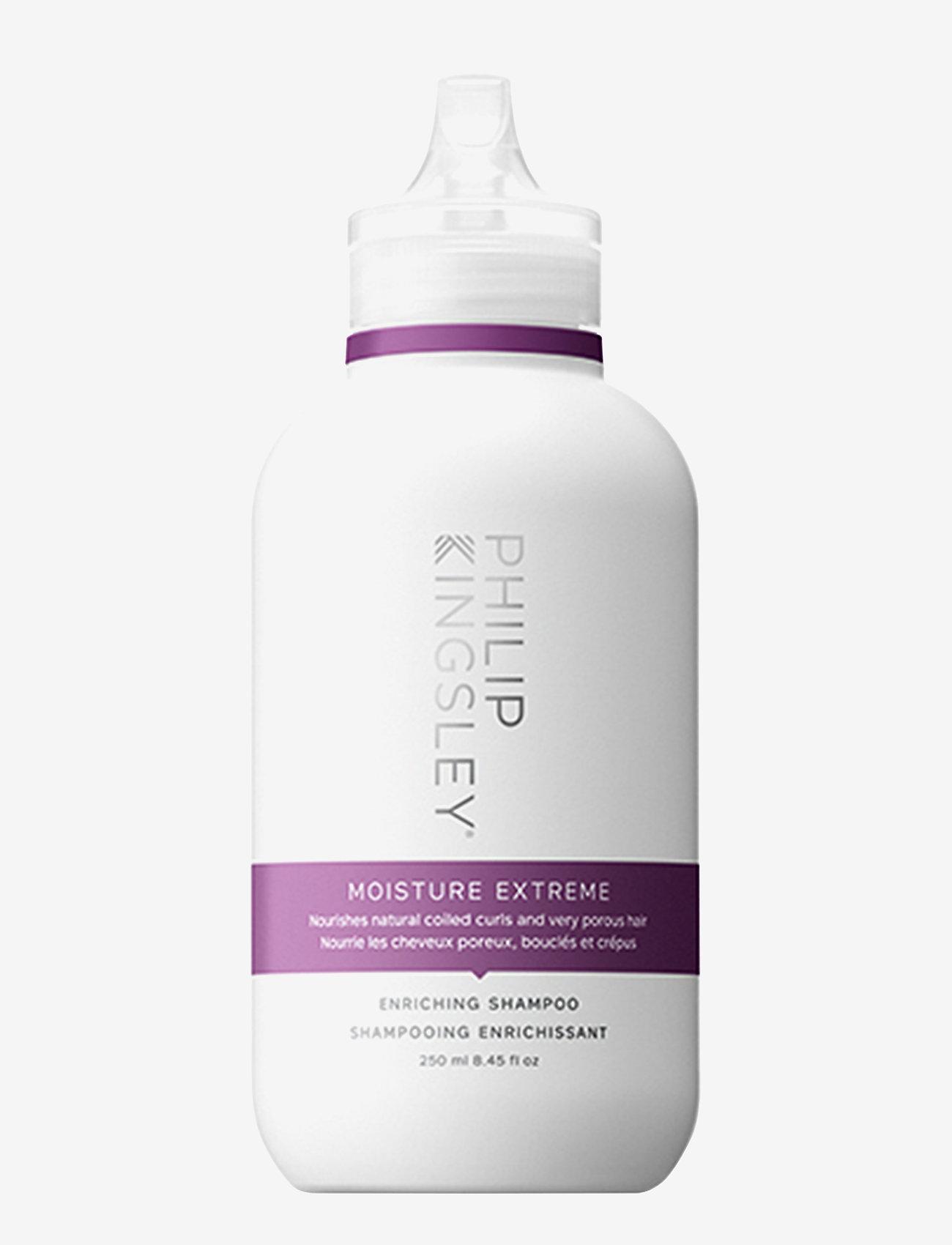 Philip Kingsley - MOISTURE EXTREME SHAMPOO - shampoo - clear - 0