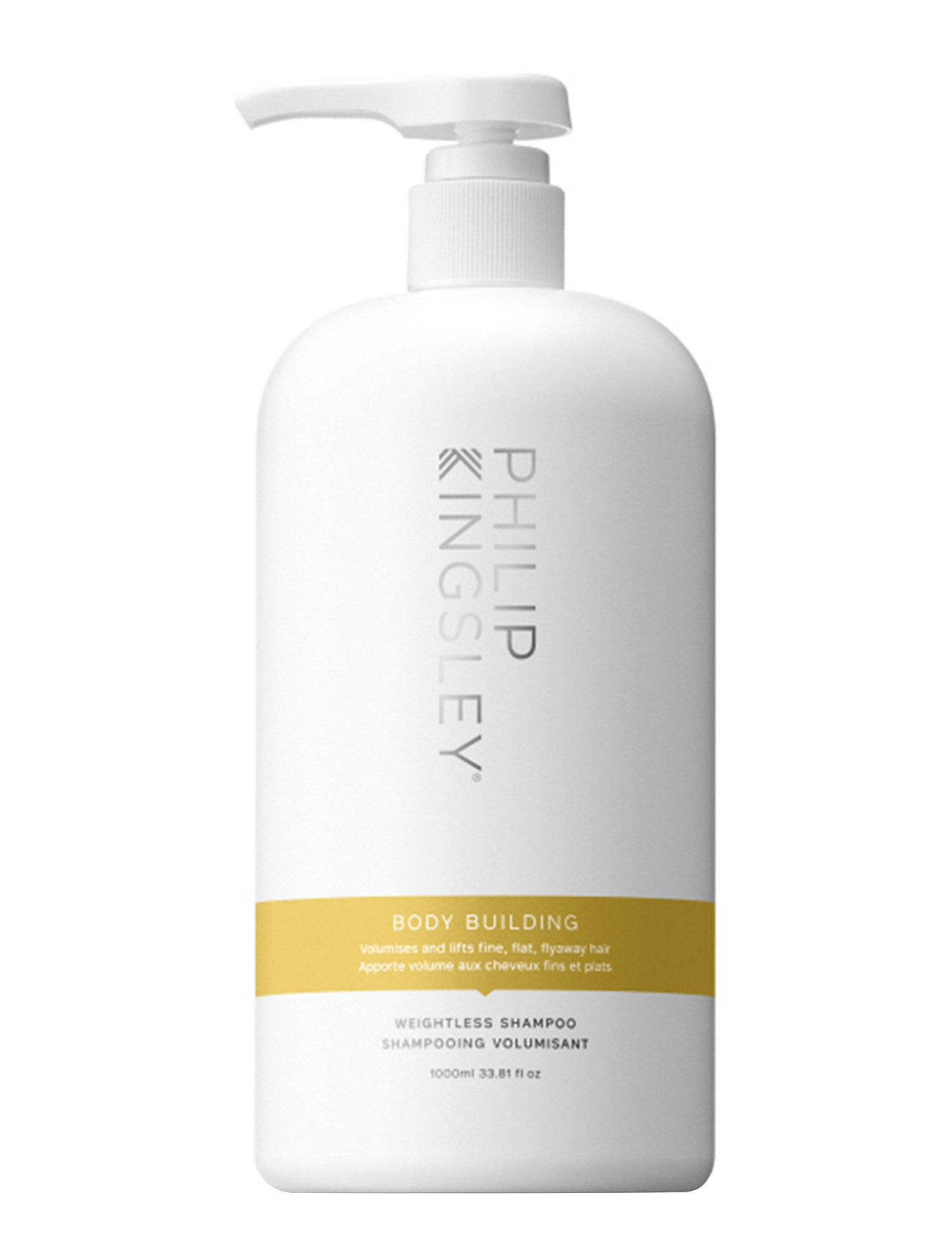 Philip Kingsley BODY BUILDING SHAMPOO - CLEAR