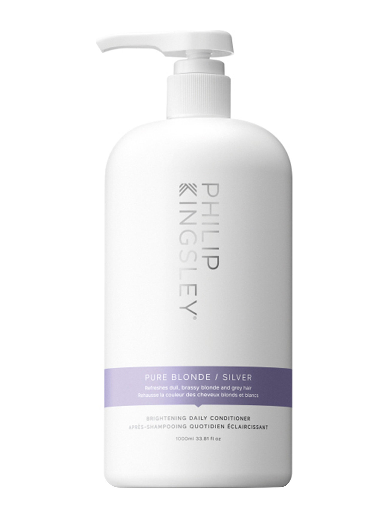 Philip Kingsley PURE SILVER KABINE - CLEAR