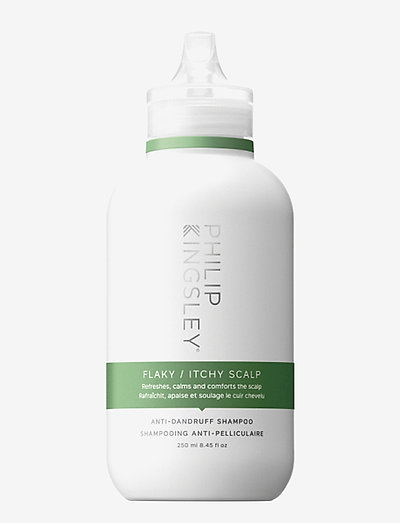 FLAKY ITCHY SCALP - shampoo - clear
