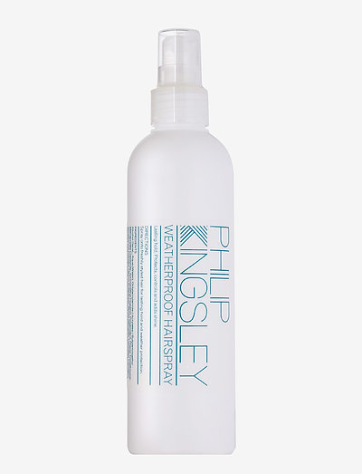 WEATHERPROOF HAIR SPRAY - CLEAR