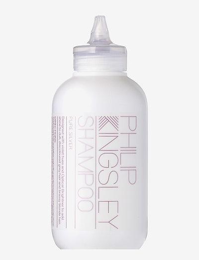 PURE SILVER - shampo - clear