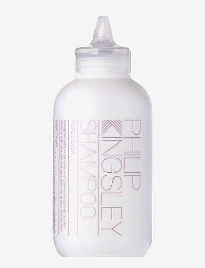 PURE SILVER - shampoo - clear