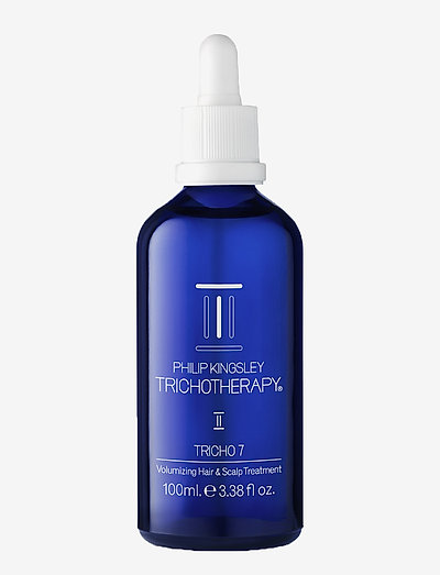 TRICHO 7 VOLUM. HAIR & SCALP TREATMENT 100 ML - hårvård - clear