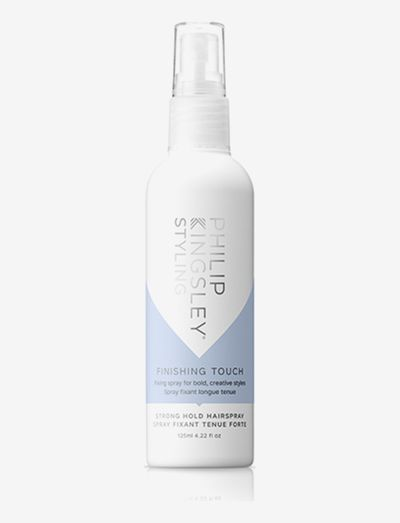 FINISHING TOUCH STRONG HOLD HAIRSPRAY (WEATHERPROOF) 125 ml - hårspray - clear