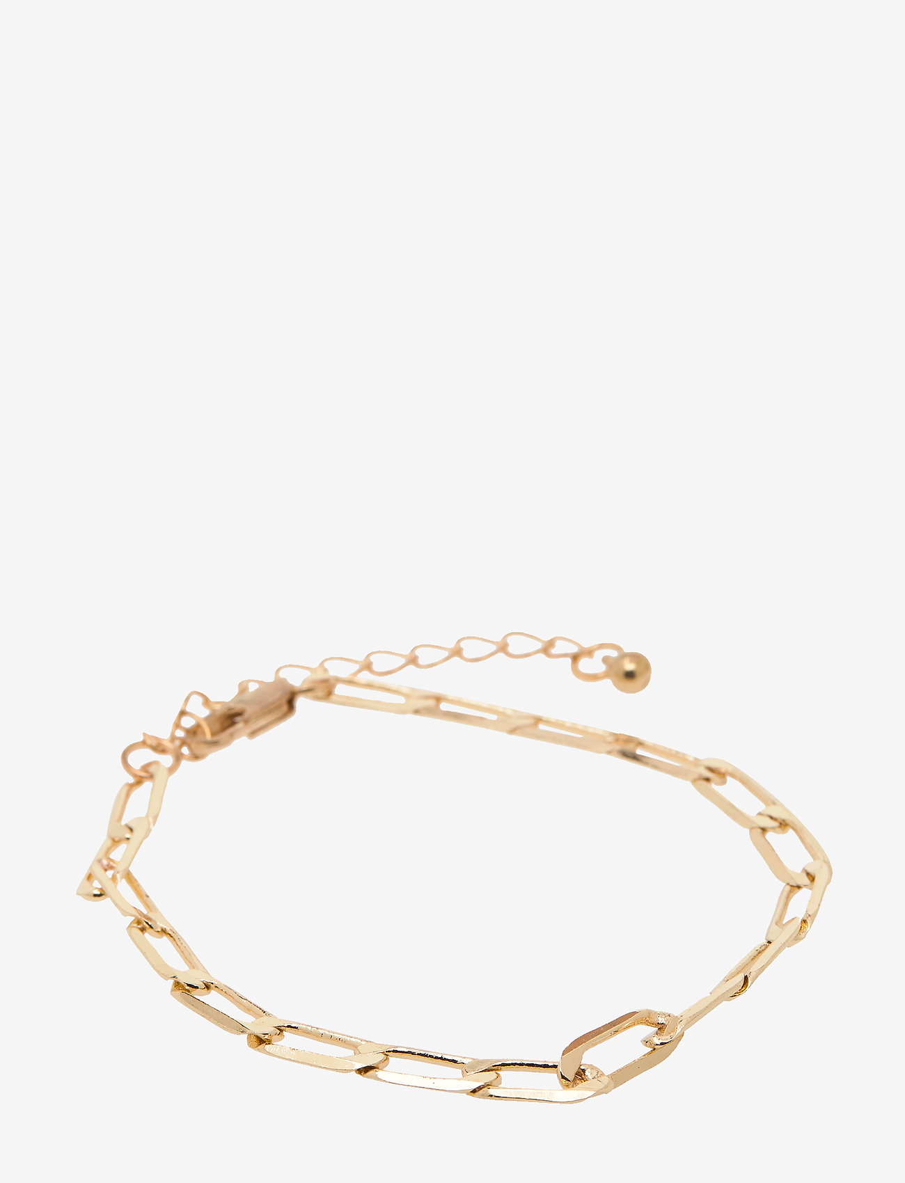Pieces - PCFIBE BASIC BRACELET D2D - gold colour - 0
