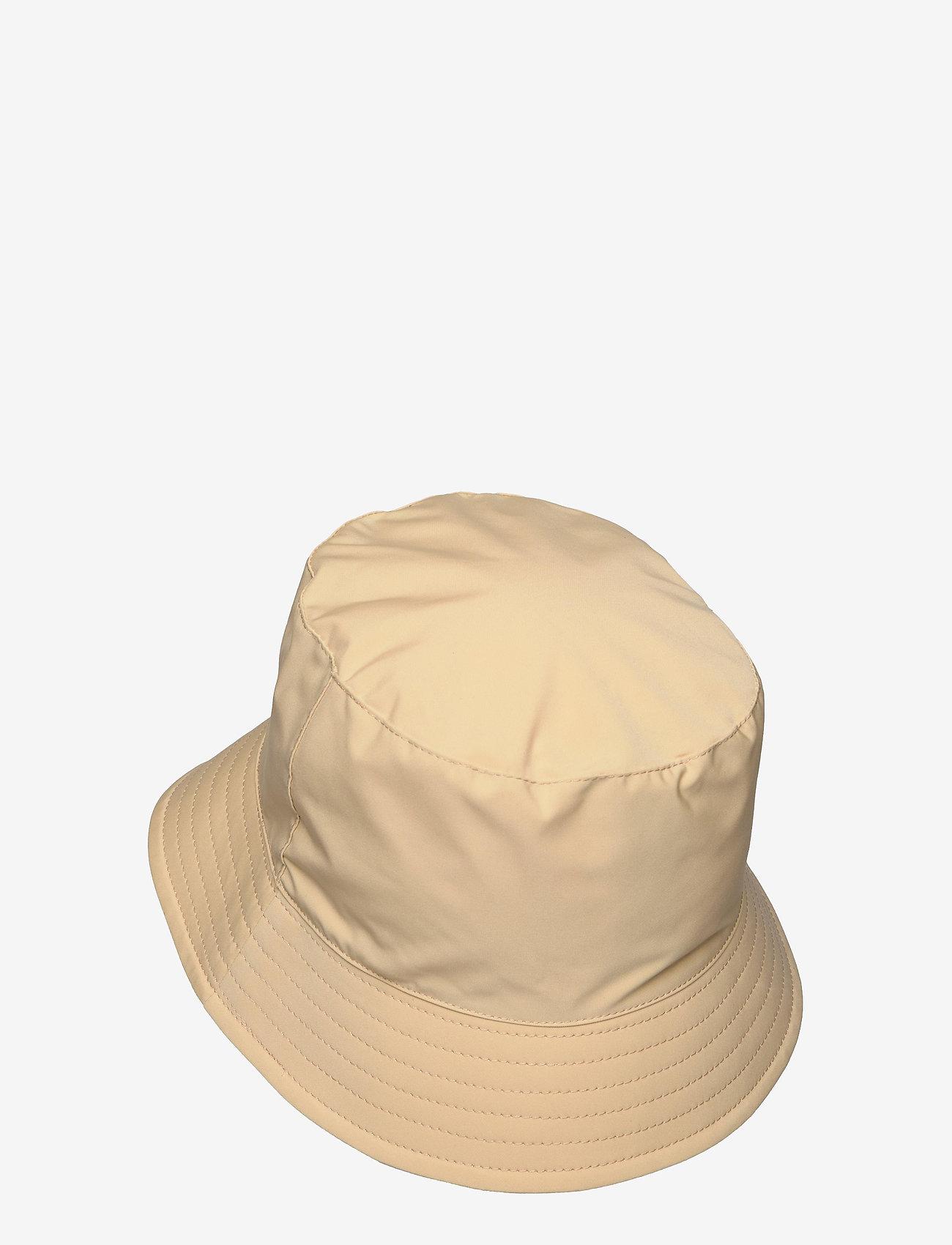Pieces - PCTOMMA BUCKET HAT - bøllehatte - hemp - 1