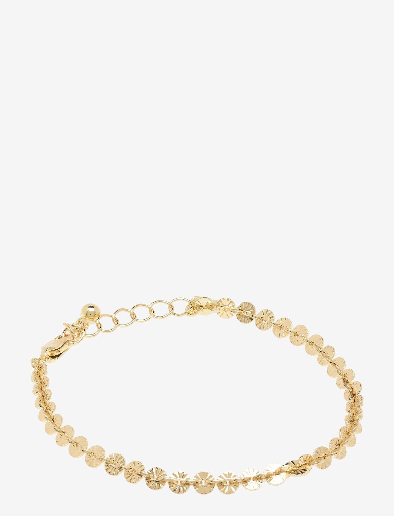Pieces - PCTONA BRACELET 4-PACK - dainty - gold colour - 1
