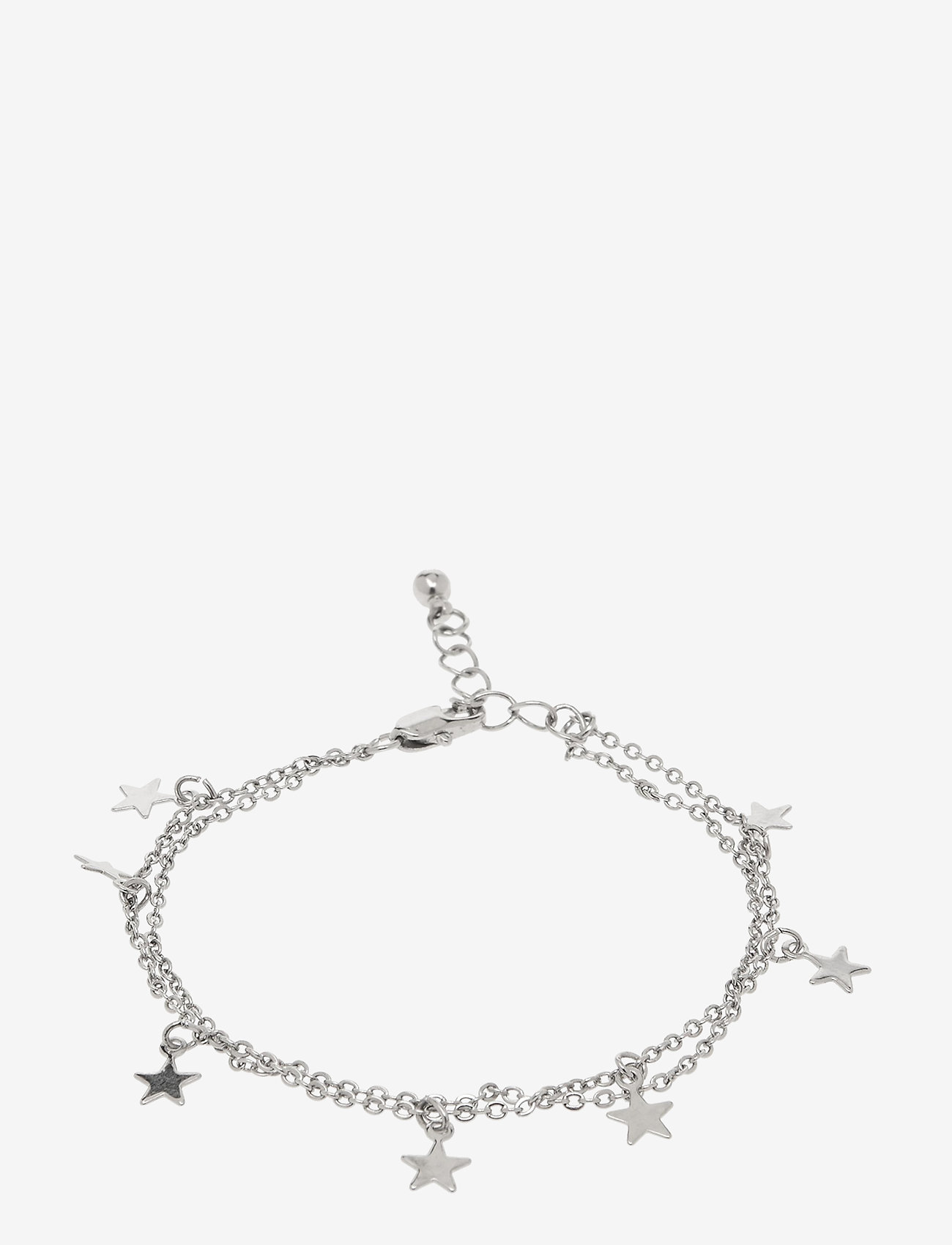 Pieces - PCNUKKI BRACELET D2D - dainty - silver colour - 0