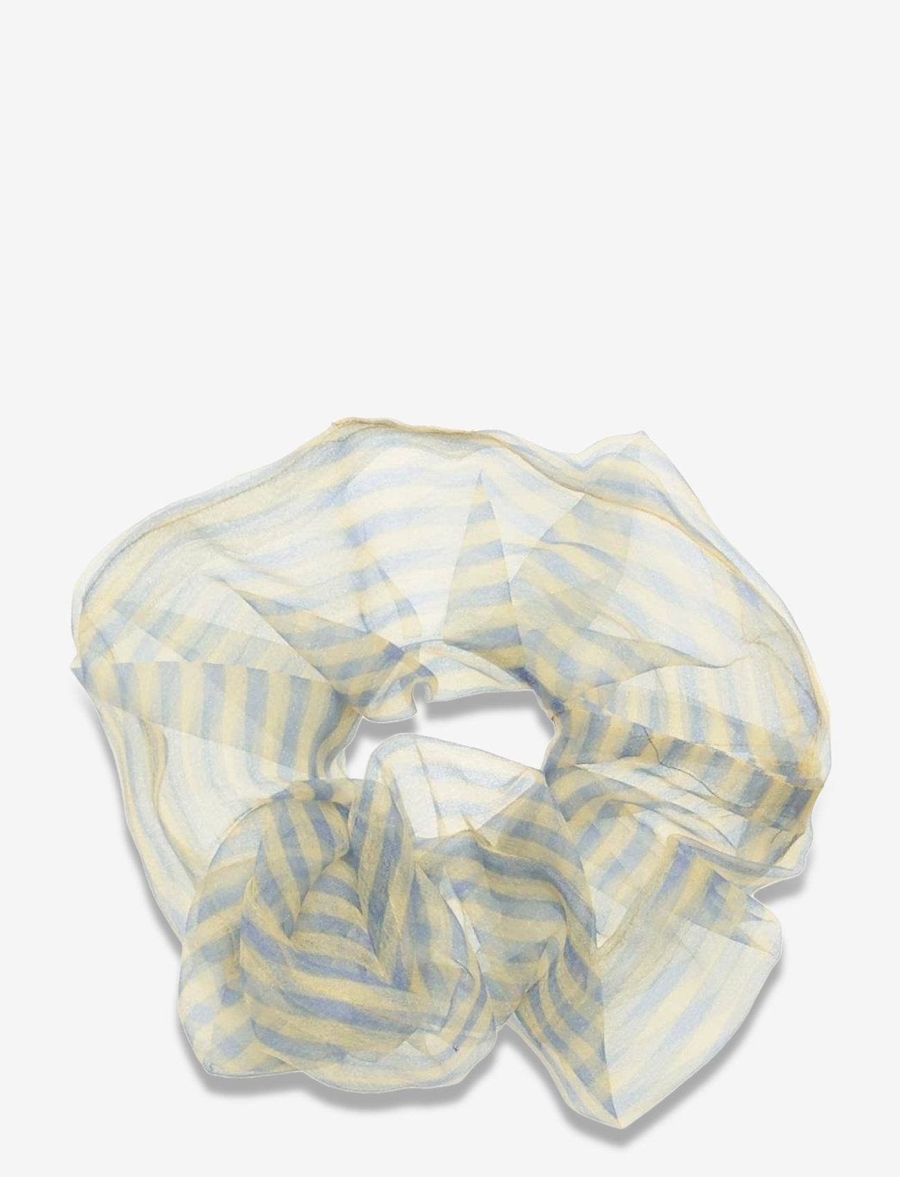 Pieces - PCFRIBE SCRUNCHIE D2D - haar accessoires - pale banana - 0