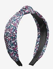 Pieces - PCLACCA HAIRBAND BOX - haar accessoires - black - 0